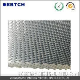 厂家生产斜孔铝蜂窝芯 铝蜂窝芯材 斜面铝蜂窝芯 倾斜30度铝蜂窝芯