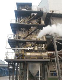 玻璃窑炉烟气余热蒸汽锅炉