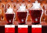 泡酒玻璃瓶10斤20斤藥酒瓶釀酒罐密封藥酒瓶泡酒瓶帶龍頭泡酒罈