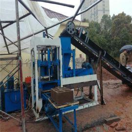 河南甲庚空心砖机 建筑工地专业商用小型打砖设备 技术过硬 服务到位