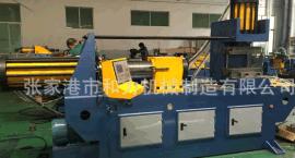 TM-120缩管机加长手动液压缩管机 高速铝材切管机无毛刺切管机