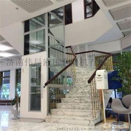 濟南偉晨地下室電梯 升降平臺專業生產