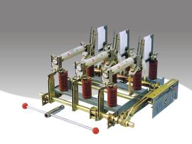 户内高压负荷开关及熔断器组合电器(FN7-12)
