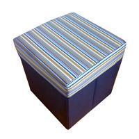 可折叠收纳凳(牛津布+无纺布)
