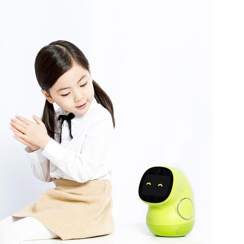 布丁豆豆娱乐教育互动机器人生日礼物批发