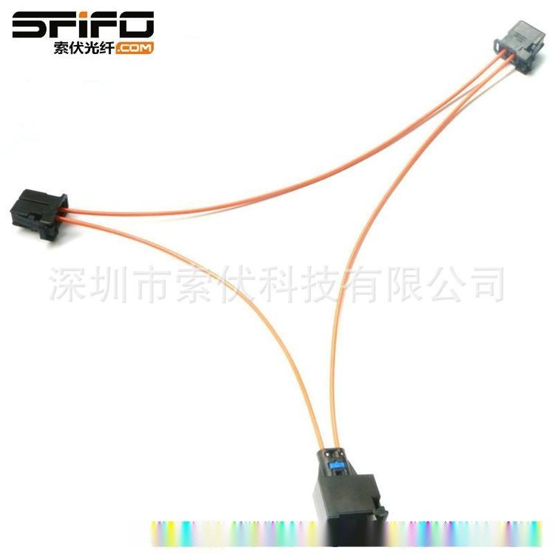 宝马奔驰等汽车多媒体智能通讯MOST塑料光纤