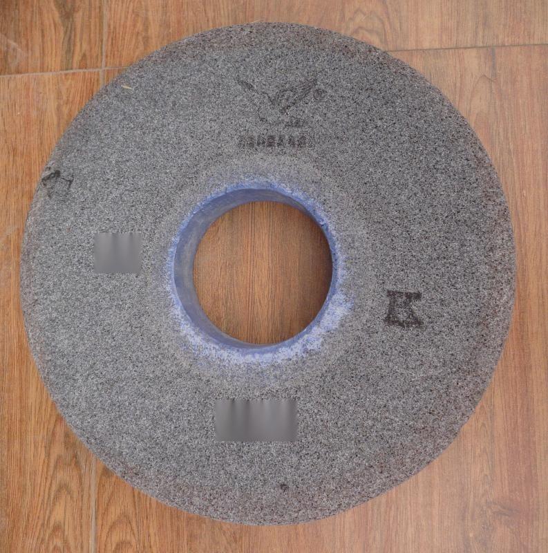 雙斜邊 大氣孔砂輪 A400*50*127陶瓷砂輪
