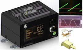 激光器驱动温度控制安装座