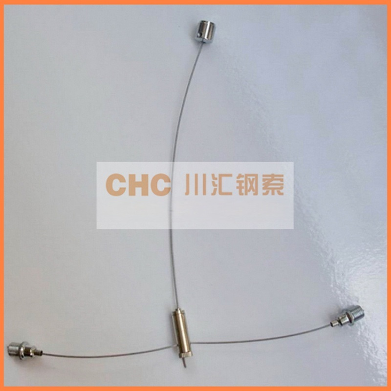 灯饰钢丝绳吊线,灯饰吊线