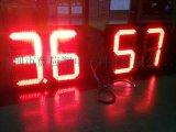 10英寸单色油价显示屏LED红色油价牌户外防水油价屏 直销