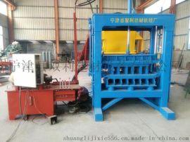 山东空心砖机生产厂家免烧砖机生产线及生产视频