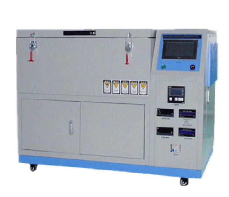 水流感測器性能與壽命測試臺