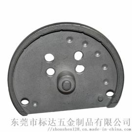 东莞重力铸造厂不锈钢机箱锁配件脱蜡铸造