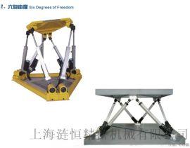 模拟仿真平台, 六自由度, 伺服电动缸平台, 上海电动缸厂家直销