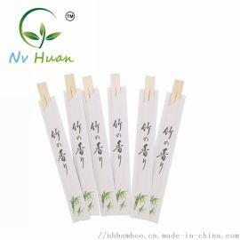 OPP塑封膜日本筷子一次性竹制双生筷