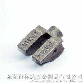 智能锁配件开模铸造加工 不锈钢配件浇铸