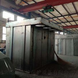 脉冲布袋式除尘器锅炉除尘器车间单机布袋除尘器