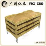 幼兒園專用牀板式活動牀,實木木制牀質家具