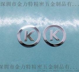 热熔胶电铸铭牌厂家定做电铸logo、电铸金属商标