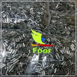304不锈钢毛细管 精密管 切割 毛尖