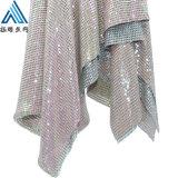 金属布垂帘 铝网片垂帘 服装辅料铝网片