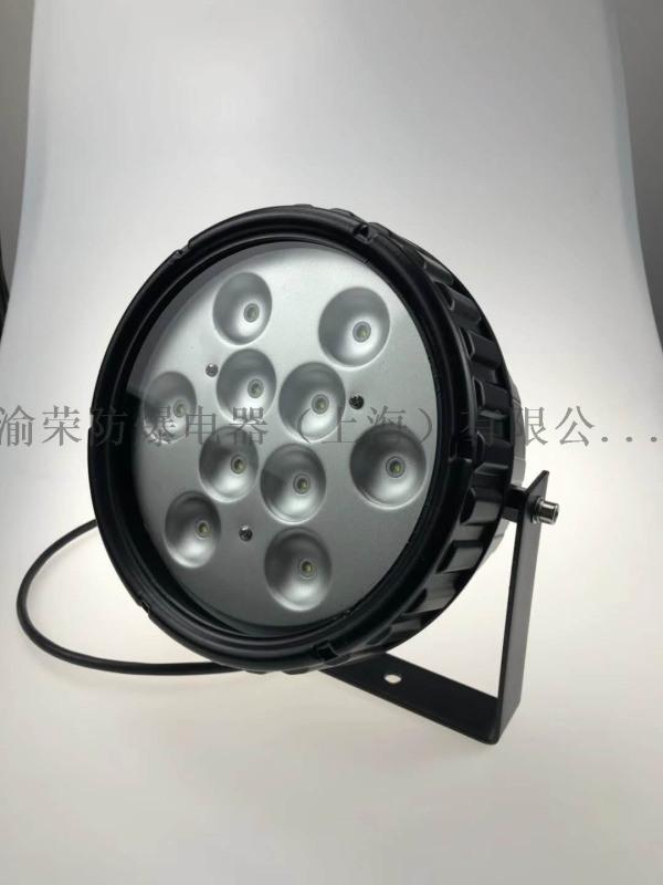 上海渝荣专业LED粉尘防爆车载式灯头