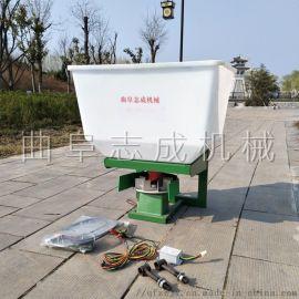 厂家直销农业撒肥机拖拉机前挂施肥机