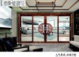佛山尚真美中式门花 塑料工艺制品门窗中空门花