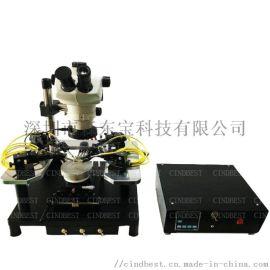 深圳高温探针台生产厂家,常温到300摄氏度均匀加热