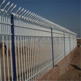 圍牆護欄網 廠區隔離欄 鋅鋼鐵藝護欄網