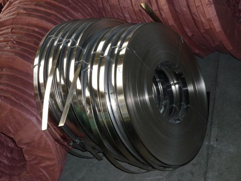 316L不锈钢钢带分条去毛刺不锈钢带钢
