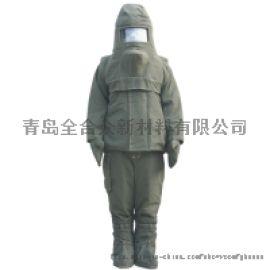 耐高温防火防护服装面料