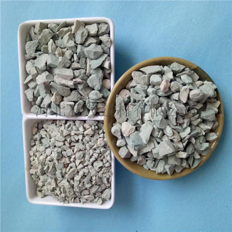 吸附过滤绿沸石 植物装饰铺面绿沸石 营养土