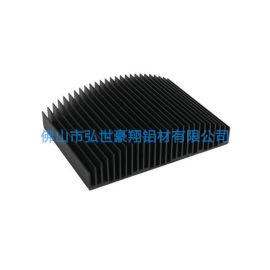 大功率铝型材散热器梳子型散热片散热铝型材定制