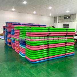 厂家直销体操垫充气跆拳道气垫防护垫拉丝材料