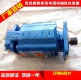 工程机械配件PERMCO泊姆克7600/124双联齿轮泵