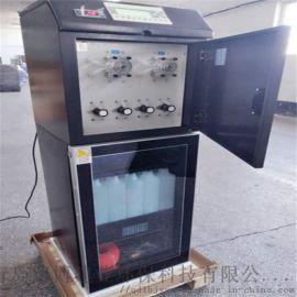 LB-8000K水质采样器连接在线检测仪器