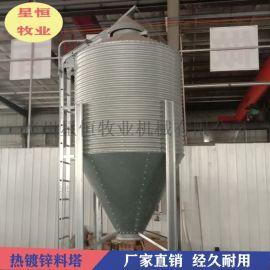 订做各种规格镀锌板料塔 **塔生产厂家