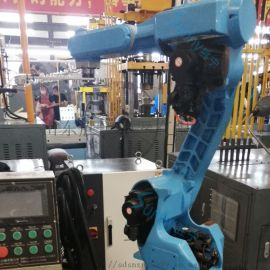 六轴机械手宁津6轴工业机械手胜宁工业机器人生产工厂