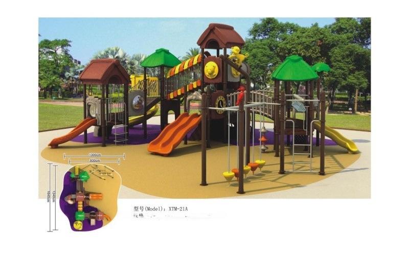 深圳室外組合滑梯, 深圳小區兒童滑梯生產廠家