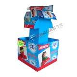 日用品紙貨架化妝品展示架玩具用品陳列架