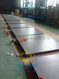 湖南厂家直销SCS-2T电子磅秤1*1.2m