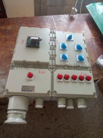 IICT4数显温控仪防爆仪表箱
