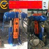 H型鋼拔樁機,20米型鋼起拔,swm工法樁機器