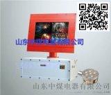 山東中煤電器生產LJY127煤礦防爆硬盤錄像機