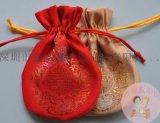 生產定製束口禮品珠寶首飾袋