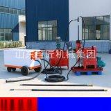 巨匠雙液注漿加固鑽機ZLJ-350房屋地基加固鑽機