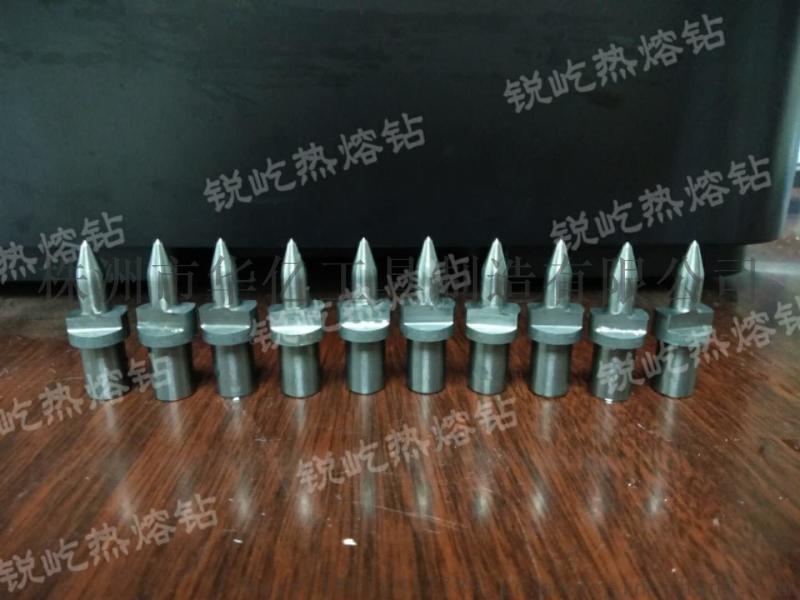 铝合金零部件采用锐屹RUIYI热熔钻工艺