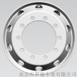 合肥鍛造鋁合金卡車萬噸級鋁輪1139