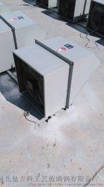 DFBZ 低噪声方形壁式轴流风机 曼吉科厂家直销